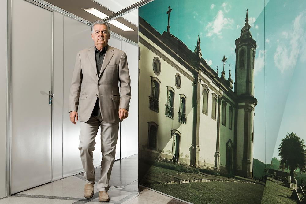 Belo Horizonte_MG, Brasil.<br /> <br /> Retrato de Walfrido dos Mares Guia.<br /> <br /> Portrait of Walfrido dos Mares Guia.<br /> <br /> Foto: RAFAEL MOTTA / NITRO