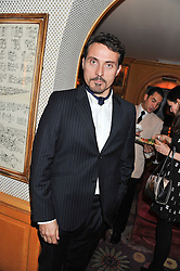 The PAD London 2012 dinner was held at Annabel's, Berkeley Square, London on 10th October 2012.<br /> RUFUS SEWELL.