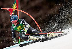 04.03.2017, Podkoren, Kranjska Gora, SLO, FIS Weltcup Ski Alpin, Kranjska Gora, Riesenslalom, Herren, 1. Lauf, im Bild Mathieu Faivre (FRA) // Mathieu Faivre of France in action during his 1st run of men's Giant Slalom of FIS ski alpine world cup at the Podkoren in Kranjska Gora, Slovenia on 2017/03/04. EXPA Pictures © 2017, PhotoCredit: EXPA/ Johann Groder