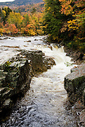 Waterfall at Rocky Gorge Scenic Area
