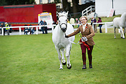 Fiona Grimes Ballinrobe at the 93rd annual Connemara Pony show in Clifden Co. Galway  Photo:Andrew Downes, XPOSURE <br />   Photo: Andrew Downes, Xposure.