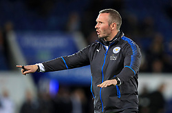 Leicester City Caretaker Manager Michael Appleton during the Carabao Cup, Fourth Round match at the King Power Stadium, Leicester.