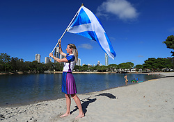 Eilidh Doyle is named as Team Scotland's flag bearer for the 2018 Commonwealth Games opening ceremony in the Gold Coast, Australia.