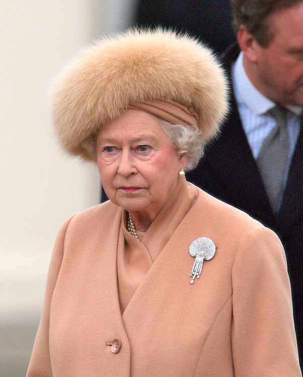 London feb 24 Three generations of Britain's Royal Family attended a ceremony in London Tuesday to unveil a bronze statue of the late Queen Mother. The three-metre-high likeness depicts the Queen Mother during her younger years, wearing a gown and Order of the Garter robes.Queen Elizabeth, Prince Philip, Prince Charles and his wife Camilla, as well as Prince William and Prince Harry attended the unveiling on The Mall, close to Buckingham Palace. The statue has been placed near a sculpture of the Queen Mother's late husband, King George VI....Standard Licence feee's apply  to all image usage.Marco Secchi - Xianpix tel +44 (0) 845 050 6211 .e-mail ms@msecchi.com .http://www.marcosecchi.com