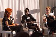 Margaret Nagle, Kuoth Wiel, Caryl Stern