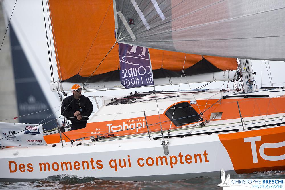 CLASS 40 N°139 - Camping TOHAPI - MARSSET Sébastien