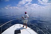 Deep sea fisherman.