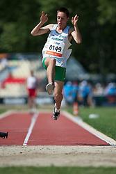 , AUS, Long Jump, T37/38, 2013 IPC Athletics World Championships, Lyon, France