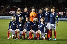 Scotland Women v Poland Women - 10 Apr 2018