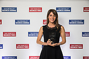 Patricia Svilik of Ebay Inc. poses for a photo during the Bay Area Corporate Counsel Awards at The Westin San Francisco Airport in Millbrae, California, on March 18, 2019. (Stan Olszewski for Silicon Valley Business Journal)