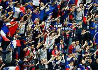 france supporters celebration<br /> Saint Petersburg 10-07-2018 Football FIFA World Cup Russia  2018 Semifinal <br /> France - Belgium / Francia - Belgio <br /> Foto Matteo Ciambelli/Insidefoto