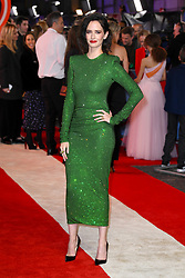 Eva Green attending the european premiere of Dumbo held at Curzon Mayfair, London. Photo credit should read: Doug Peters/EMPICS