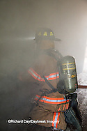 63818-02418 Firefighters at structure fire, Effingham Co., IL