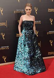 Clare Grant bei der Ankunft zur Verleihung der Creative Arts Emmy Awards in Los Angeles / 110916 <br /> <br /> *** Arrivals at the Creative Arts Emmy Awards in Los Angeles, September 11, 2016 ***