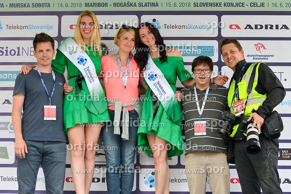 3rd Stage of 25th Tour de Slovenie 2018 cycling race between Slovenske Konjice and Celje (175,7 km), on June 15,2018 in Slovenia. Photo by Mario Horvat / Sportida