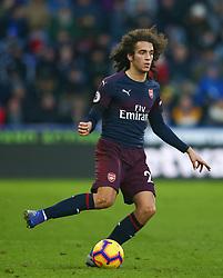 Arsenal's Matteo Guendouzi