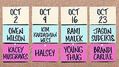 "October 02, 2021 - NY: NBC's ""Saturday Night Live"" Season 47 Premiere"