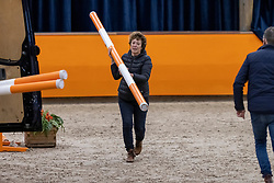 Van Tartwijk Jacky, NED<br /> Fotodag KWPN Hengstenkeuring 2021<br /> © Hippo Foto - Dirk Caremans<br /> 21/12/2020