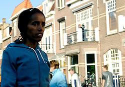 18-11-2007 ATLETIEK: ZEVENHEUVELENLOOP: NIJMEGEN<br /> Bizunesh Bekele werd de verrassende winnares bij de vrouwen in een tijd van 47.36<br /> ©2007-WWW.FOTOHOOGENDOORN.NL