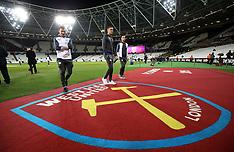 West Ham United v Leicester City - 24 Nov 2017