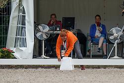 Werner Nicole, NED<br /> CDI 3* Grand Prix - CHIO Rotterdam 2017<br /> © Hippo Foto - Dirk Caremans<br /> Werner Nicole, NED