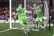 Grimsby Town FC v Forest Green Rovers 010220