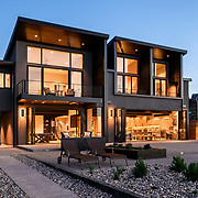 Utsalady Point home designed by Pelletier + Schaar Architects.