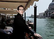 Venezia, Gritti Palace Hotel , François-Henry Bennahmias (CEO Audemars Piguet)