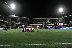 October 28, 2017 - Clermont-Ferrand - Stade Marcel, France - Le stade Marcel Michelin  (Credit Image: © Panoramic via ZUMA Press)
