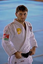 O judoca João Derli durante Grand Prix de Judô na Sogipa, em Porto Alegre. FOTO: JEFERSON BERNARDES / PREVIEW.COM