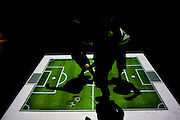 Sao Paulo_SP, Brasil...Museu do futebol no estadio do Pacaembu...The football museum in the Pacaembu Stadium...Foto: MARCUS DESIMONI / NITRO