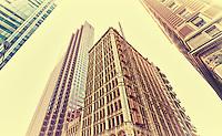 Center City skyscrapers in Philadelphia.