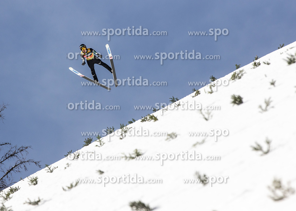 Ryoyu Kobayashi (JPN) during the Qualification round of the Ski Flying Hill Individual Competition at Day 1 of FIS Ski Jumping World Cup Final 2019, on March 21, 2019 in Planica, Slovenia. Photo by Matic Ritonja / Sportida