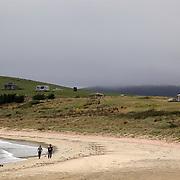 Maitai Beach on the Karikari Peninsula on the North Island of New Zealand. 20th November 2010.  Photo Tim Clayton