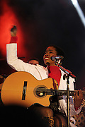 August 22, 2015- Brooklyn, NY-United States:  Recording Artist Lauryn Hill performs at the 2015 AFROPUNK Festival on August 22, 2015 held at Commodore Barry Park in Brooklyn, New York City.  AFROPUNK is an influential community of young, gifted people of all backgrounds who speak through music, art, film, comedy, fashion and more. Originating with the 2003 documentary that highlighted a Black presence in the American punk scene, it is a platform for the alternative and experimental.(Terrence Jennings/terrencejennings.com)