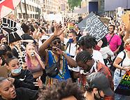 Black Lives Matter March London