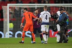 Tottenham Hotspur v Barcelona 3 oct 2018