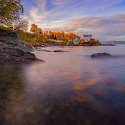 An autumn shot in Trondheim, ladesteinYou can find the print version Here
