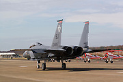 Arkansas, AR, USA, Airpower Arkansas 2006 was held at the Little Rock Air Force base November 2006 participation of the Air Force, Navy, National Guard and civilian aerobatics aviators. McDonnell Douglas F-15 Strike Eagle air to ground attack aircraft