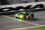 January 22-26, 2020. IMSA Weathertech Series. Rolex Daytona 24hr. #48 Paul Miller Racing Lamborghini Huracan GT3, GTD: Bryan Sellers, Madison Snow, Corey Lewis, Andrea Caldarelli