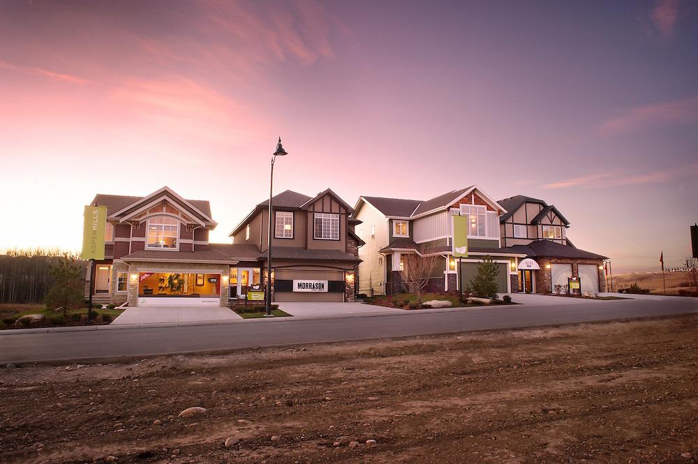 2008 Aspen Hills Show Homes