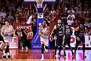 Reynolds Jalen<br /> Grissin Bon Pallacanestro Reggio Emilia - Segafredo Virtus Bologna<br /> Lega Basket Serie A 2017/2018<br /> Reggio Emilia, 09/05/2018<br /> Foto A.Giberti / Ciamillo - Castoria