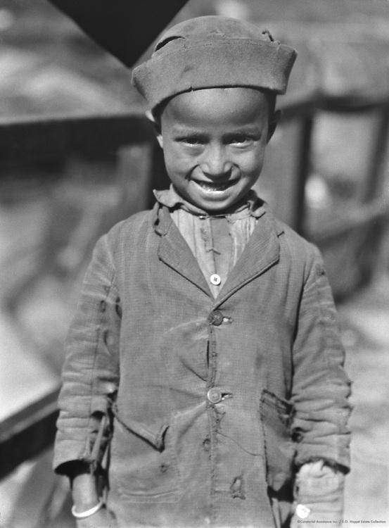 A Tibetan Inhabitant of Ghum, India, 1929