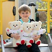 18.9.2020 Bernardos teddy bear Christmas DM campaign