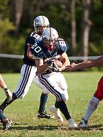 Laconia versus Plymouth varsity football October 8, 2011