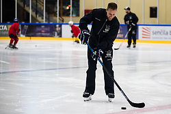 Robert Sabolic during Anze Kopitar's ice hockey academy in Sport hall Bled, 2nd July, 2020, Bled, Slovenia. Photo by Grega Valancic / Sportida