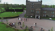 Darver Castle Wedding Venue County Louth aerial photos