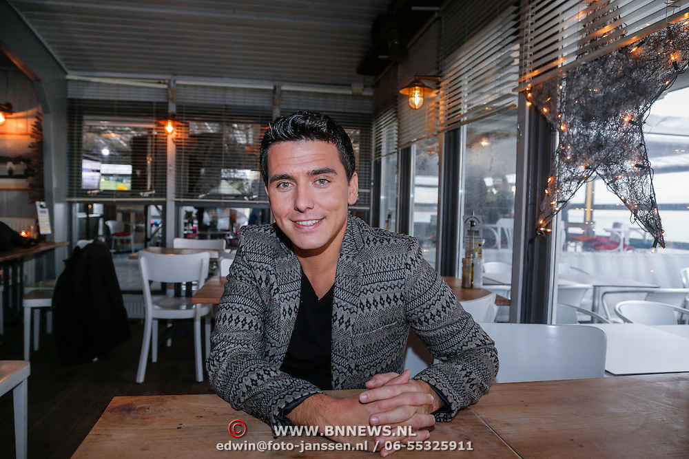 NLD/Muiden/20121212 - Persviewing De Beste Zangers van Nederland, Jan Smit