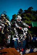 #525_LUBBE Gavin (RSA) during the quarter finals of the UCI BMX Supercross World Cup, Pietermaritzburg, 2011