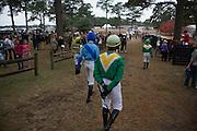 Colonial Cup - Camden, South Carolina. Jockey Darren Nagle